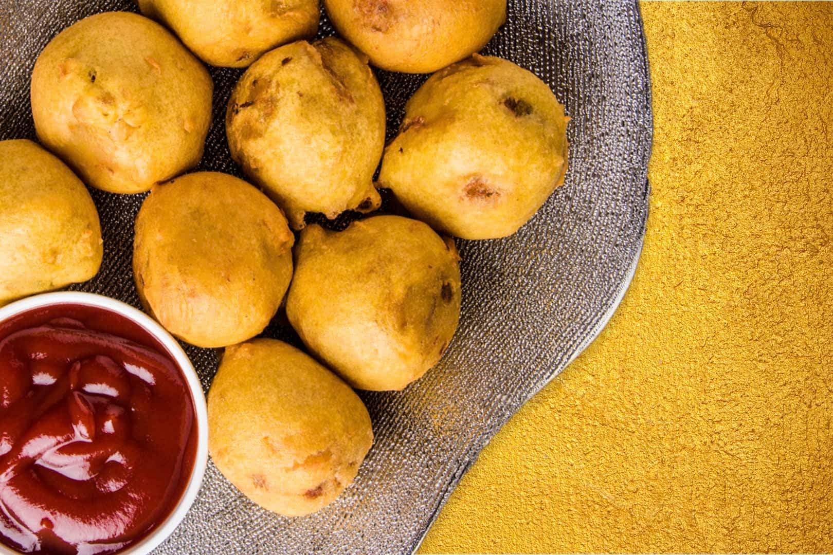 Batata Vada – Gujarati Snack